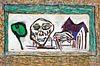 Karel Appel (Dutch, 1921-2006) He is Too Late, 1984