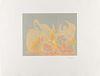 Mark Tobey (American, 1890-1976) Awakening Dawn, 1974