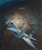 "Steve Ferguson (B. 1946) ""F-15C Eagle Airplane"""