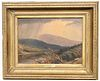 Hudson River School, 19th C. Landscape Painting