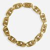 Barry Kieselstein Cord, Gold column necklace