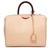 Louis Vuitton Natural Epi DOC Bag 2014