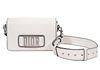 Dior Dio(r)evolution White Leather Flap Bag