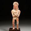 Pre-Columbian terracotta warrior, ex-Mathias Komor