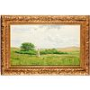 William Merritt Chase (attrib.), oil on canvas