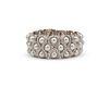 18K Gold, Pearl, and Diamond Bracelet