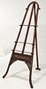 Chinese Inlaid Hardwood Artist's Easel