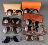 Ralph Lauren & Other Designer Sunglasses, 8
