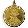 1915 Austrian gold 4 Ducat