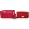 (2 Pc) Smythson Leather Wallets
