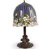 Tiffany Style Lily Pad Lamp