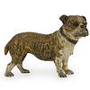 Austrian Bronze Patinated Dog