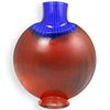 Large Kosta Boda Glass Vase