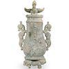 Han Dynasty Carved Stone Vase