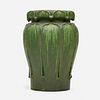 George P. Kendrick for Grueby Faience Company, Rare vase