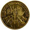 Austria: 1989 Gold 500 Schillings Philharmonic