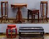 Asian Style Furniture Assortment