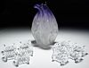 Waterford Crystal 'Lismore' Knife Rests