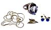 Mixed Gold Jewelry Assortment