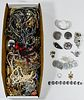 Gold, Sterling Silver and Costume Jewelry Assortment