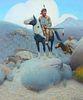 Gerard Curtis Delano (1890-1972); The Mountain Man