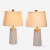 Pair of Jane and Gordon Martz for Marshall Studios Table Lamps