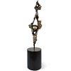 Roberto Santo (American B.1953) Untitled Bronze
