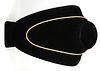 Milor Designer 14K Gold Fancy Spiral Link Necklace
