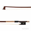 Gold-mounted Violin Bow