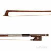 Silver-mounted Violin Bow, John Fenessy
