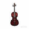 German Violin, 1931