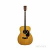 C.F. Martin & Co. S0-18T8 Eight-string Tenor Guitar, 1969