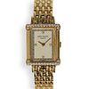"""Patek Philippe """"Les Grecques"""" 18k Diamond Watch"""