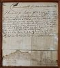 Nantucket, September 9th 1835 Deed of Purchase of Land from the Reformed Methodist Church for One Dollar