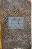 "Merchant Log Book of the Ship, ""Santa Clara"", of New York"