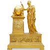 Monumental Claude Galle (French. 1759-1846) Empire Bronze Clock