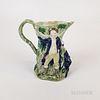 Staffordshire Fair Hebe Ceramic Jug