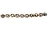 Lady's 14kt Amethyst Bracelet