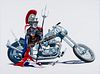 Tony South (Born 1964)  Britannia Revisited - Courtesy of Rehs Contemporary Galleries Inc.,  New York