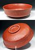 Roman Redware Bowl Arrentine Style - TL Tested