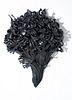 """John Bisbee (Am. b. 1965)     -  """"Bouquet"""" 2018   -   Welded steel nails"""