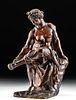 Published 17th C. European Fruitwood Statue of Venus