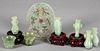 Miniature Chinese jadeite accessories