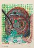 Friedensreich Hundertwasser (Austrian, 1928-2000) Die Seereise I, 1967