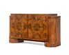 Art Deco Early 20th Century Cabinet