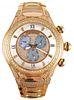 JOE RODEO Diamond Chronograph Watch
