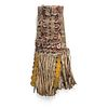 Apache Child's Toy Buffalo Hide Saddle Blanket, From the Collection of Nick and Donna Norman, Colorado