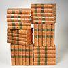 Works of Charles Dickens (30) vols, fine binding
