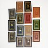 Easton Press (14) vols, Ian Fleming's James Bond