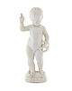 An Italian Marble Figure of the Infant Christ
